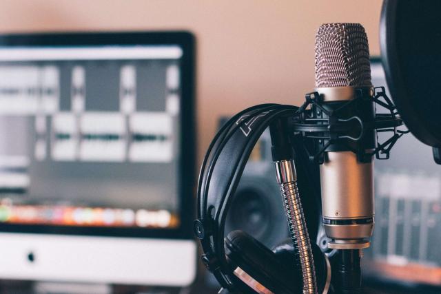 Podcast Nachbearbeitung